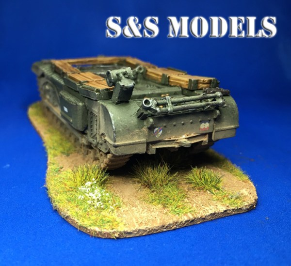 1/72 PSC Churchill x1 and arv x1 conversion offer