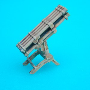 1/72 Modern heavy weapons & stowage packs