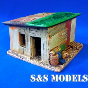 20mm (1/72) Third World Terrain