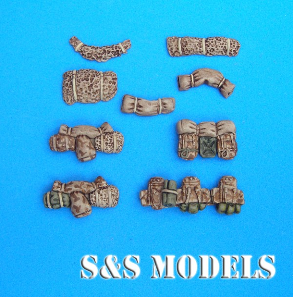 WW2 stowage pack of 20