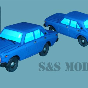 Lada Riva saloon car