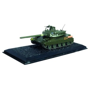 Amercom diecast 1/72 AMX 30 tank