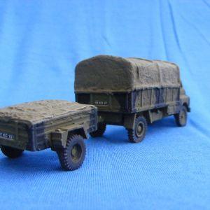 Arrow 1 3/4 ton trailer