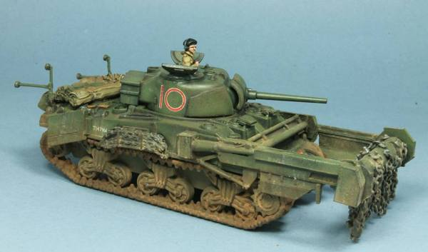 PSC M4A4 x3 with Crab Flail, ARV mk1 & M1 dozer blade offer
