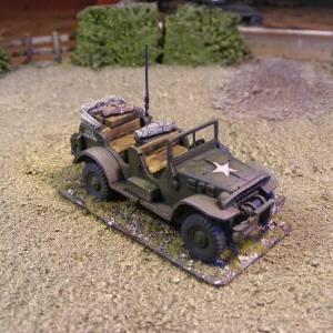 Dodge Command Car 4x4