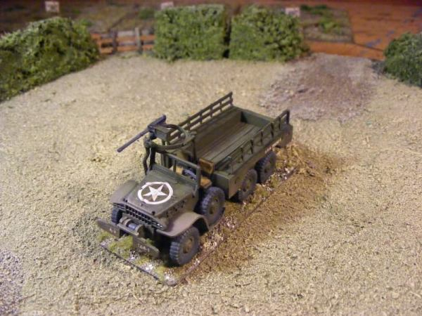 dodge weapons carrier 6x6