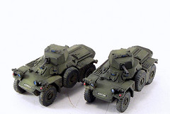 Ferret mk 2 armoured car