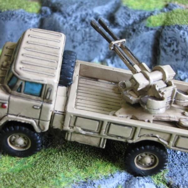 Gaz 66 gs truck (open)