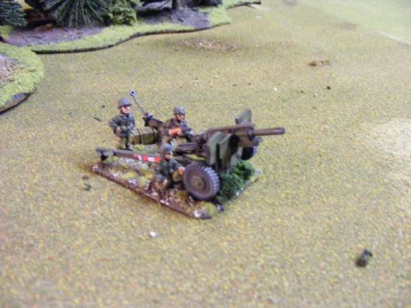 M2A1 105mm howitzer