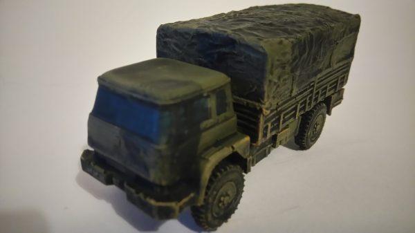 Bedford MK 4x4 gs truck