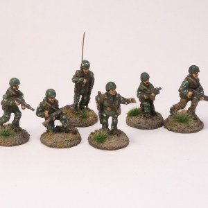 Russian motor rifle troops pack of 10