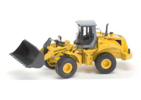 1/87th New Holland Wheeled shovel
