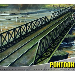 Airfix Pontoon Bridge