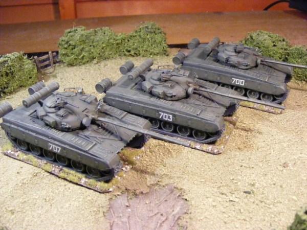 T80b MBT