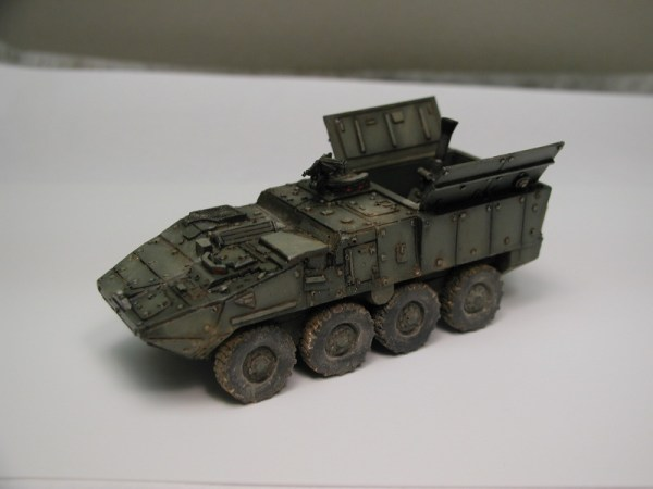 M1129 mortar carrier