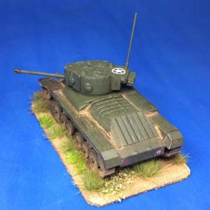 1/72 Armourfast Valentine & mkX1 turret (twin) conversion offer