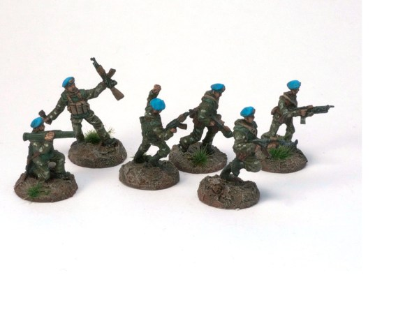 Russian VDV Paratroops pack of 20