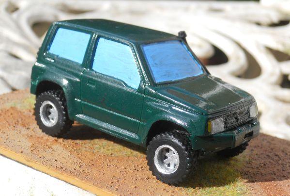 Suzuki Vitara 2 door hard top