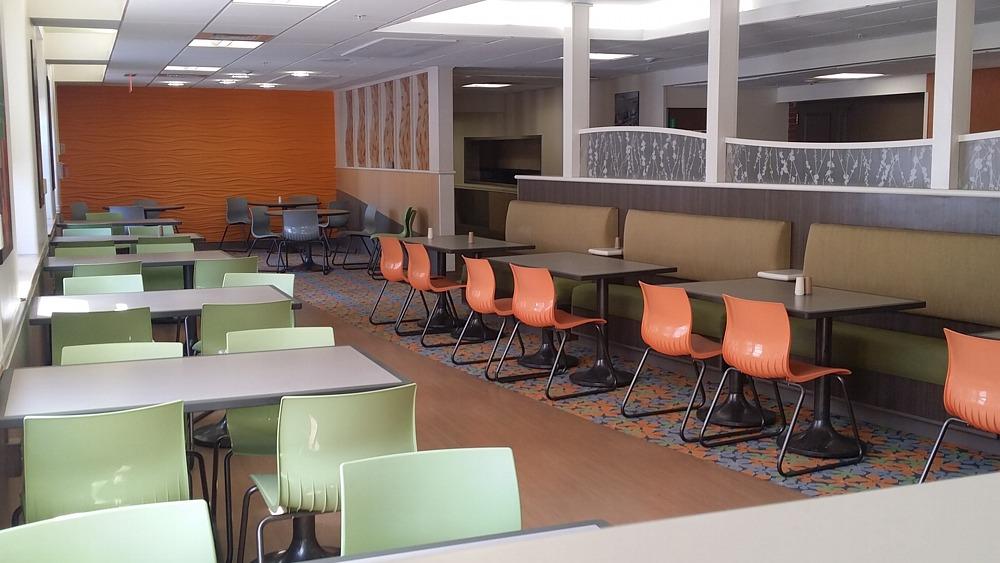 Brattleboro Retreat Cafe
