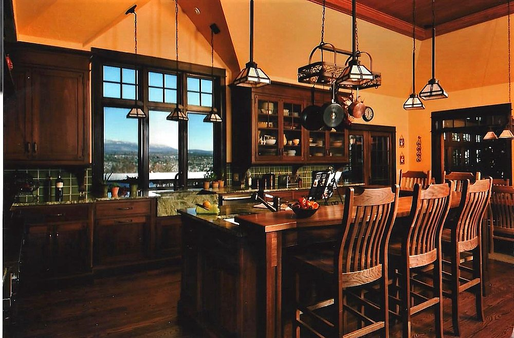 Spofford Lake Kitchen