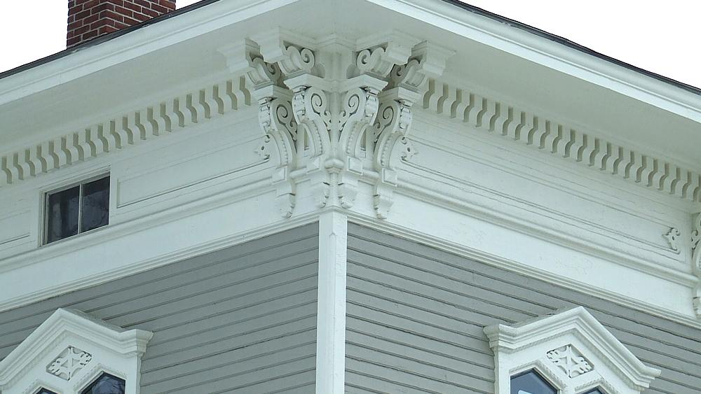 Painstaking detail of 101 Court St.