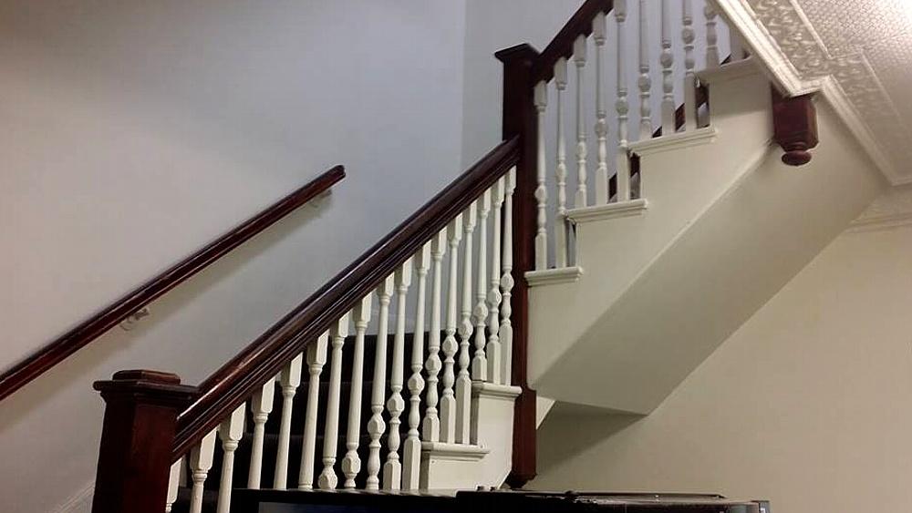 Dublin Stairwell