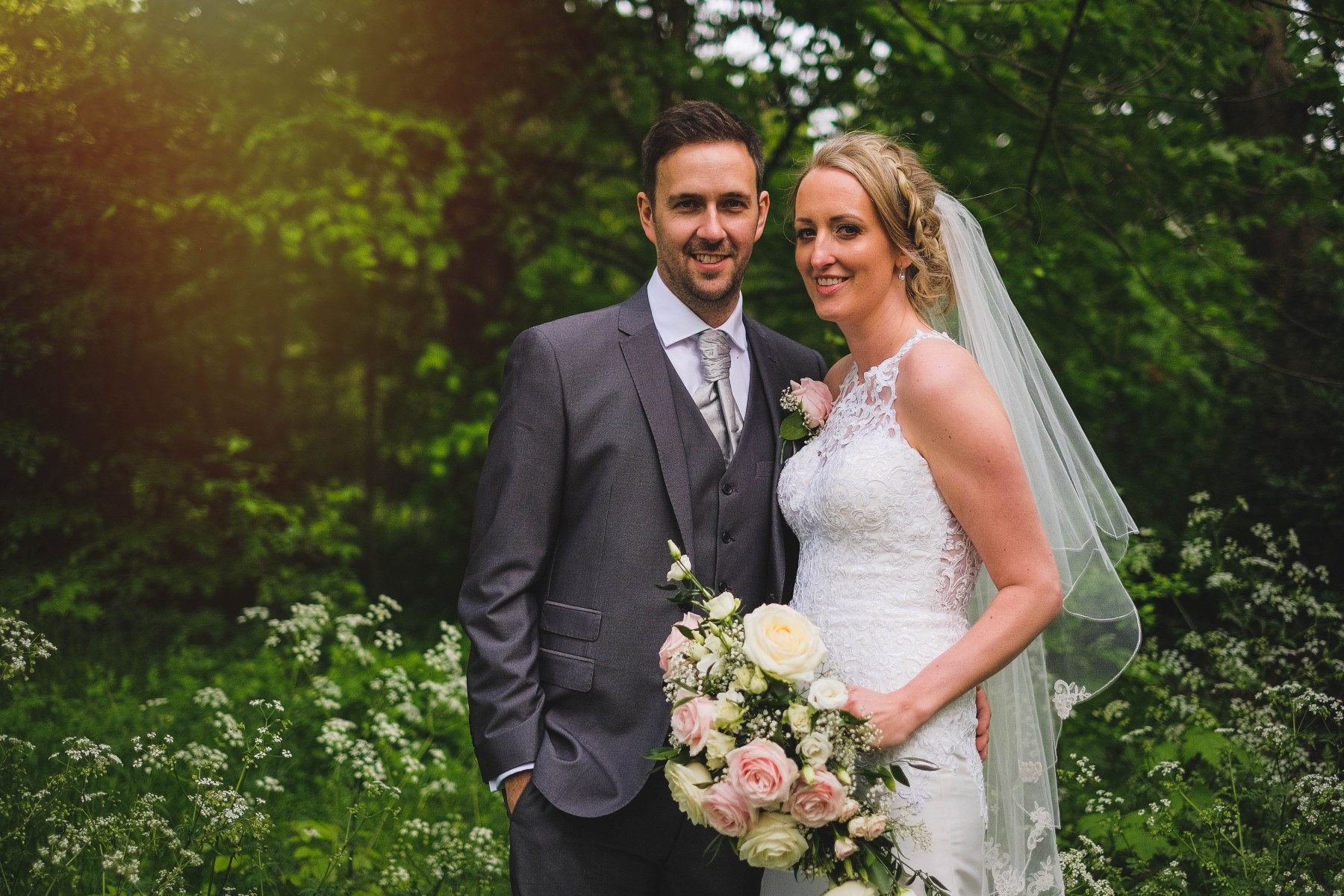 Natural wedding photography in Liverpool