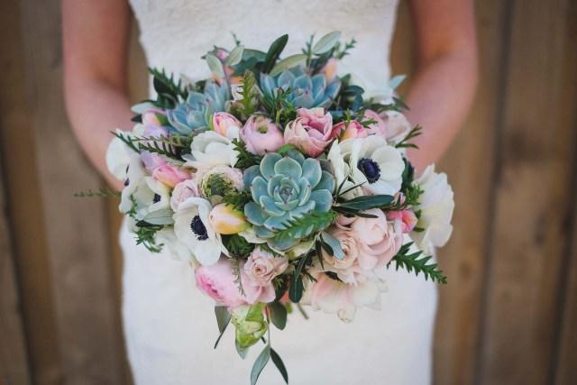 Bridal bouquet wedding photo