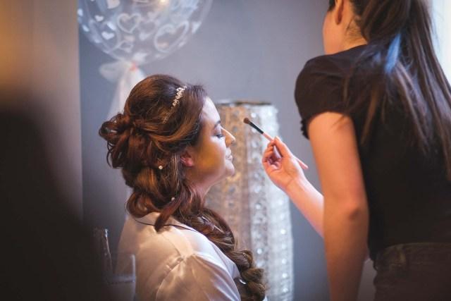 Bridal makeup in Liverpool
