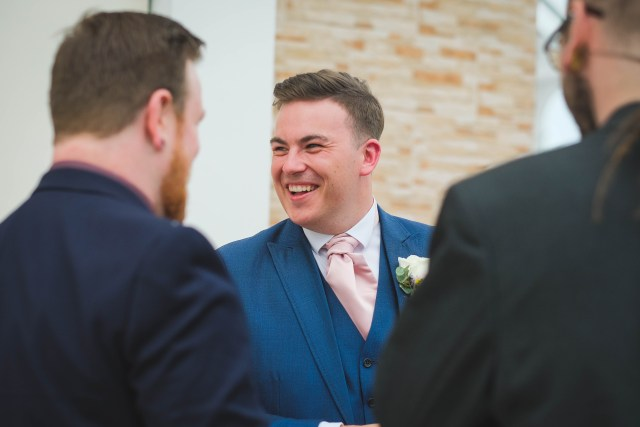 Documentary wedding photography in Liverpool