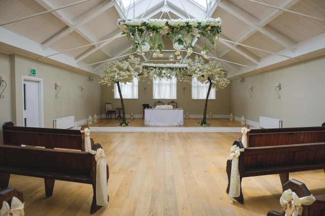 The Keep Suite at Wirral wedding venue