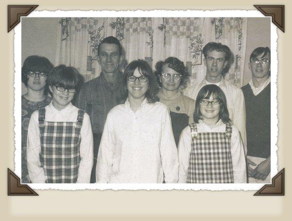 The Bradley Family older
