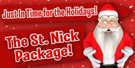 St Nick Holiday Package - Best Hotel Rates in Reno NV