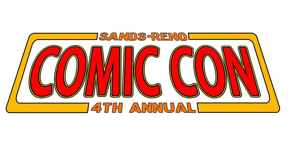 4th Annual Sands-Reno Comic Con