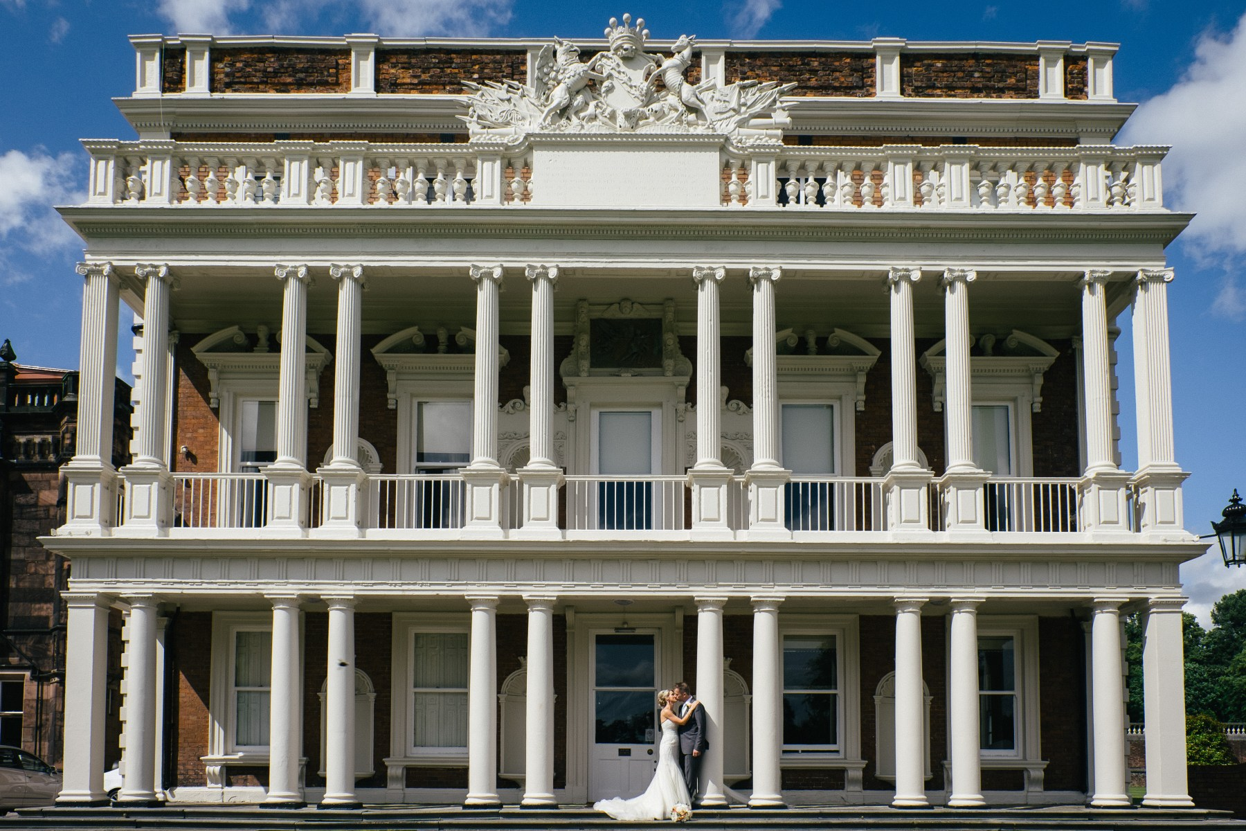 Knowsley Hall Wedding Video by Liverpool Wedding Videographer SandS Video