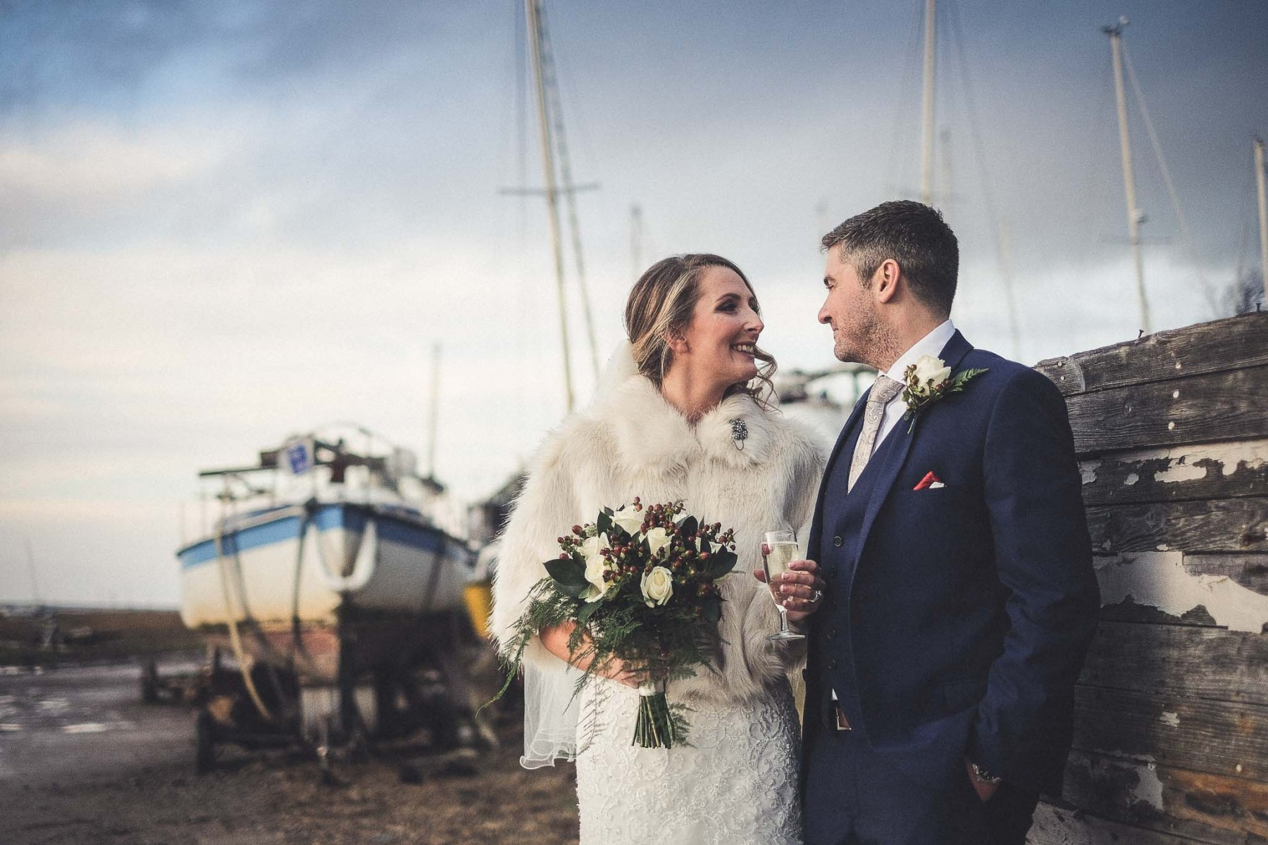 Wedding videography at Sheldrakes restaurant on the Wirral
