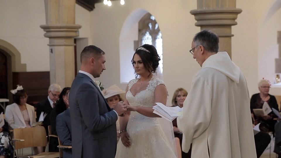 Lancashire Wedding at Saint Mary's Penwortham and Bartle Hall