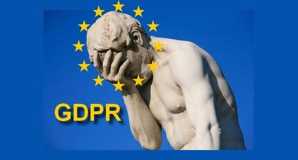 Feil og unøyaktigheter om GDPR
