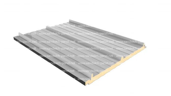 cover-joints sandwich panel