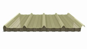 Fireproof Rock Wool Sandwich Roof