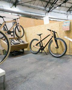 Sandwichbikes at BFS2017