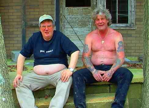 Two-Old-Rednecks