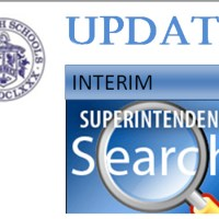 Update: Interviews for Interim Superintendent on Saturday at SHS!