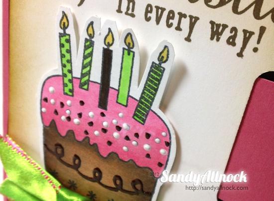 Sandy Allnock - Hero Arts Fantastic Birthday