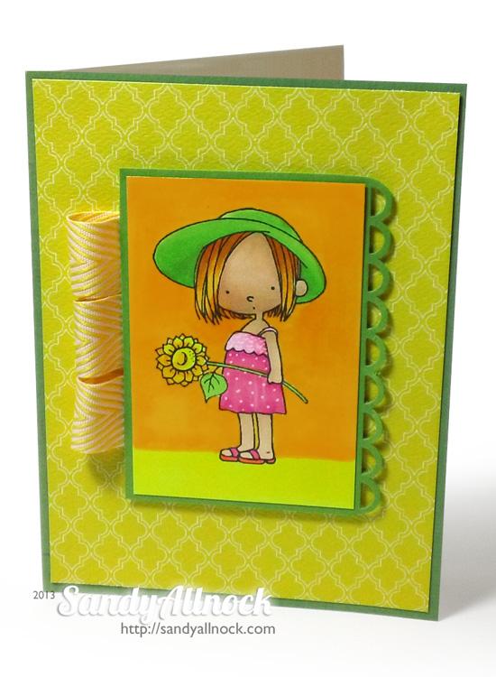 Sandy Allnock - Birdie Brown Girl1