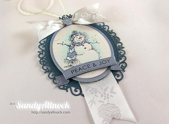 Sandy Allnock Ornament 15