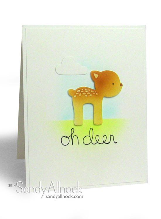 Sandy Allnock - Oh Deer Die
