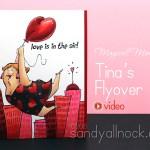Magical Monday: Copic Coloring Tina's Flyover