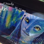 Magical Monday: Neytiri fan art