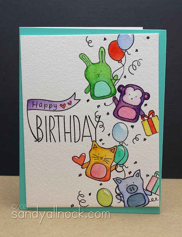 Sandy Allnock Birthday Cards 3